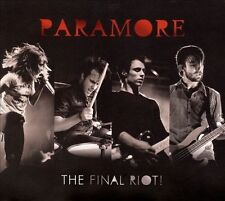 NEW - The Final Riot! by Paramore