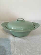 Woods Ware Beryl Loop Handle Lidded Tureen