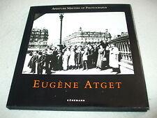 Eugene Atget - Aperture Masters of Photography - Englisch  deutsch  französisch