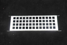 Solid Metal Vent - Size of one Brick - 230mm x 75mm - Free Post