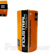 1 Duracell C Size battery Industrial Procell Alkaline LR14 MN1400 1.5V EXP:2022