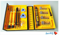 Professional Level 38pcs Repair Mobile Phone iPad Camera Repairing Tools Kit