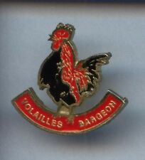 RARE PINS PIN'S .. ANIMAL OISEAU COQ ROOSTER / VOLAILLE BARGEON   ~2B