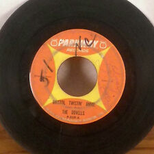 """The Dovells Bristol Twistin' Annie / The Actor 7"""" 45 Parkway records doo wop VG-"""