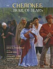 The Cherokee Trail of Tears-ExLibrary