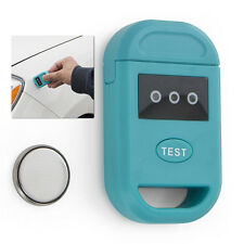 LED Paint Coat Enamel Thickness Gauge Tester Auto Body Repair Detail Coat Meter