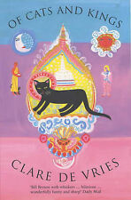Of Cats and Kings, Clare de Vries