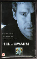 HELL SWARM - BOYD KESTNER, TIM MATHESON - VHS PAL (UK) VIDEO - RARE