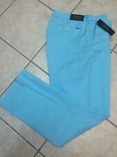 Polo Ralph Lauren Mens Classic Fit Pima Blend Chino Pant Blue 42 x 36 NWT $98