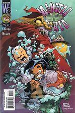 DC Wildstorm Comics Monster World #3 September 2001 NM-
