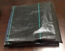 20 YEAR WEED BARRIER LANDSCAPE FABRIC 2.9Oz 4*8ft Soil Erosion Control Agfabric