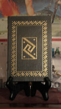 The Andromeda Strain SEALED ~ Easton Press Signed Edition by Michael Crichton