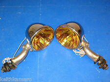 NOS FOG KING LIGHTS TELEOPTIC CO. 32 FORD DODGE PLYMOUTH REO DUESENBERG CHEVY