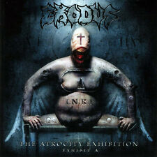 EXODUS THE ATROCITY EXHIBITION EXHIBIT A BRAND NEW SEALED CD
