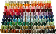 200 CONES POLYESTER EMBROIDERY MACHINE THREAD SET *NEW*