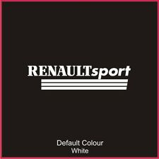Renaultsport Clio Steering Wheel Decal, Old Style Sticker,,Car, 172, 182, N2058