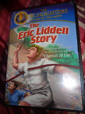 NEW SEALED DVD The Eric Liddell Story Beyond Chariots Of Fire OLYMPIC CHAMPION