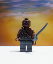 LEGO Pirates of The Caribbean Gunner Zombie minifigure skeleton retired