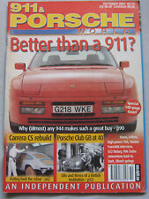 911 & Porsche World 10/2001 featuring Gemballa GT550, RUF R Turbo, 968, 911 GT2