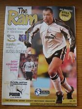 01/03/1997 Derby County v Chelsea  (Small Marks)