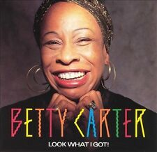 Betty Carter, Look What I Got!   CD  BRAND NEW