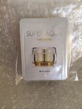 [SAMPLE] MISSHA SUPER AQUA SNAIL CREAM 10 PCS