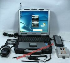 Panasonic Toughbook CF30 1TB HDD da 1,6 GHz Core Duo 4GB GPS Bluetooth 3G Serial UK2