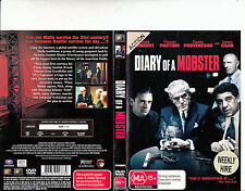 Diary of A mobster-2003-Frank Vincent-Movie-DVD