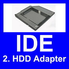 2.HDD IDE Adapter f. IBM ThinkPad X40 X41 X41t - NEU -