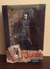 The Joker Heath Ledger Batman Dark Knight Reel Toys DC Comics Action Figure NIB