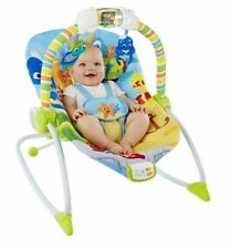 Rhythm of Reef Baby Einstein Rocker Bouncer Seat Detachable Toy Bar Gently Used