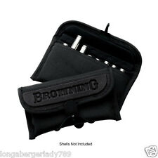 "BROWNING FLEX FOAM RIFLE CARTRIDGE CASE 2"" BELT READY POUCH HUNTING TARGET COMP"