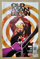 OLD MAN LOGAN #3 1ST PRINT (2016) MARVEL COMICS WOLVERINE X-MEN