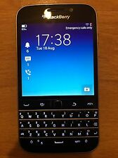 BlackBerry Classic - 16GB - Black (O2) Smartphone Very Good Condition