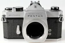 PENTAX SPOTMATIC CAMERA BODY, FOR PARTS