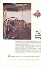 1970 Diamond Reo Truck Interior Sales Brochure wi6631-13BVBV