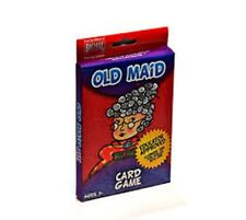 1 Deck Old Maid Playing Cards Game Bicycle matching ages 3 - 6 educational new