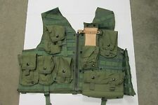 AIRSAVE SURVIVAL VEST CMU-33 P22P-18 Type II Molle US Military USAF USN ARMY New