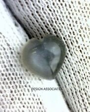 NATURAL GRAY MOONSTONE 8 MM HEART CUT AAA