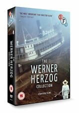Werner Herzog Collection (8-Disc Blu-ray Box Set) DEUTSCH 18 Filme + Extras
