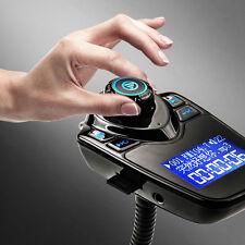 T10 Car Kit Handsfree Wireless Bluetooth FM Transmitter MP3 Player USB LCD