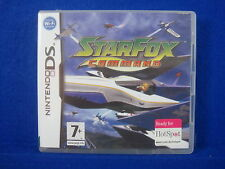 *ds STAR FOX COMMAND (No Manual) A 3D Space Shooter Game Starfox Nintendo PAL