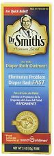 Dr Smiths Diaper Rash Ointment Cream Zinc Oxide Premium Blend 3 oz