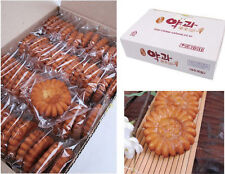 Korean Traditional  Sweets Cookies Yummy / Good as a gift / 1BOX (24g x 60ea)