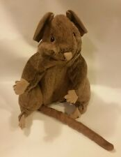 Folkmanis Puppets Mouse / Rat Hand Finger Puppet Doll Entertainment Toy Animal