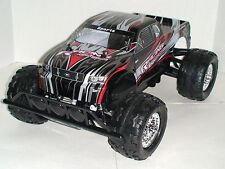 "Brand New 1/8 Scale 22"" & 4Wheel Drive Radio Control Monster Truck..MC25_BLACK"