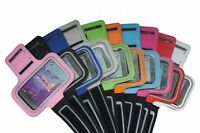 Mobile Phone Pouch Sports Gym Jogging Running Cycling Armband Case Cover Bag UK