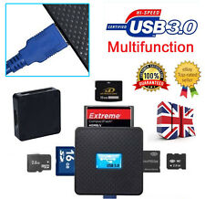 All In 1 Card Reader USB 3.0 Compact Flash Multi CF Adapter Micro SD MS SD Card