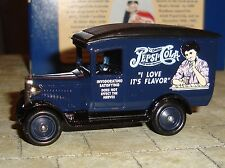 LLEDO - DAYS GONE - 1934 CHEVROLET DELIVERY VAN - PEPSI-COLA - MINT & BOXED