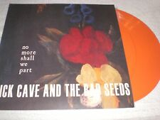 NICK CAVE AND THE BAD SEEDS NO MORE SHALL WE PART 2- LP VINYL  COLORED